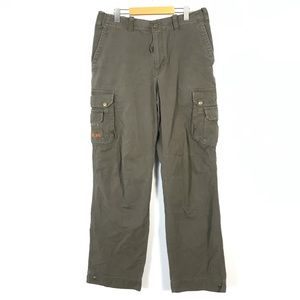 Eddie Bauer ripstop cargo pants 36x36